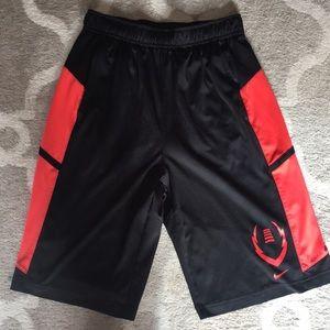 Youth Boy's Nike Football Shorts